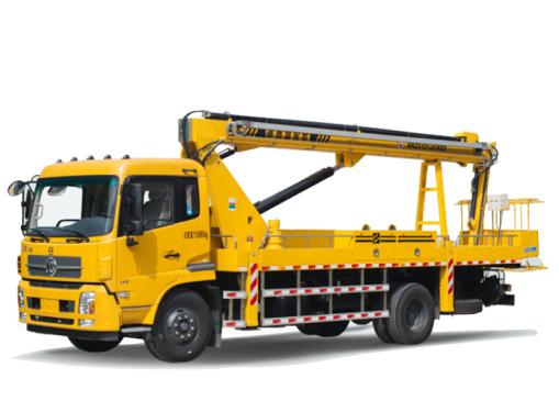 海伦哲XHZ5121JGKD5东风25m混合臂高空作业车