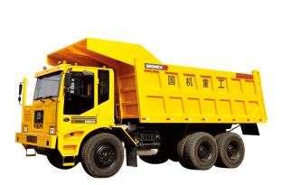 国机洛阳GKM93D系列非公路自卸车