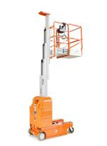 鼎力AMWP9.5-1100自行走桅柱式高空作业平台