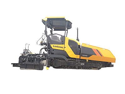 柳工CLG509E多功能攤鋪機