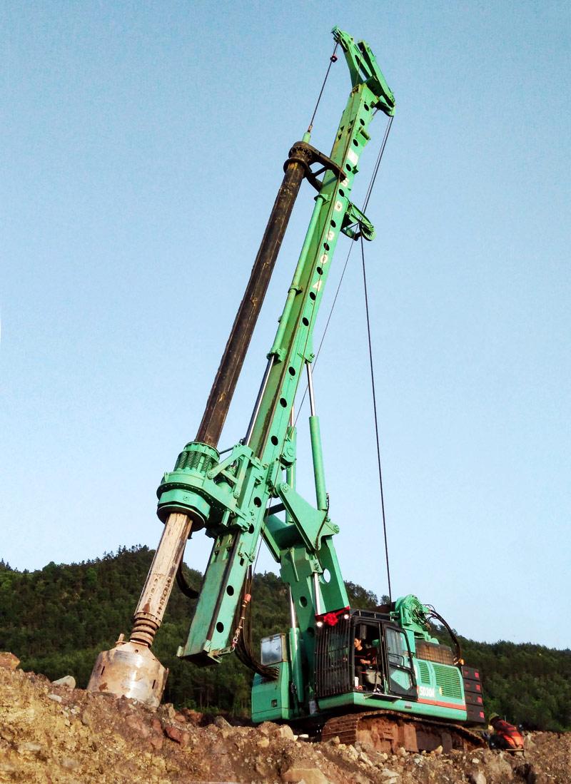 金泰旋挖钻机
