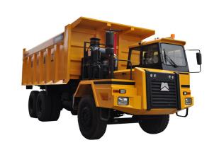 国机洛阳GKP80A系列非公路自卸车