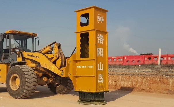 洛阳晟路SD40C轻型强夯机