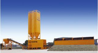 中凯路机CBW-700稳定土搅拌设备