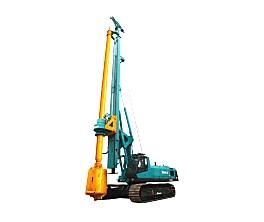 山河智能SWDM260A旋挖钻机
