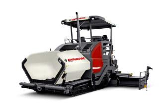戴纳派克Dynapac F2500C沥青摊铺机高清图 - 外观