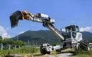 海山机械HSWE12T步履工作平台高清图 - 外观