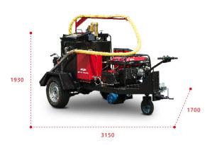 易路美CSM-E350自走式灌缝机