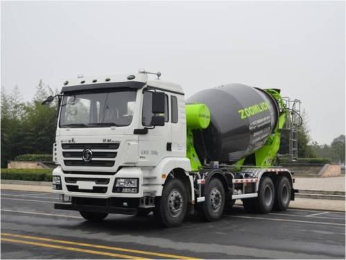 中联重科ZLJ5318GJBLE混凝土搅拌车220/2300