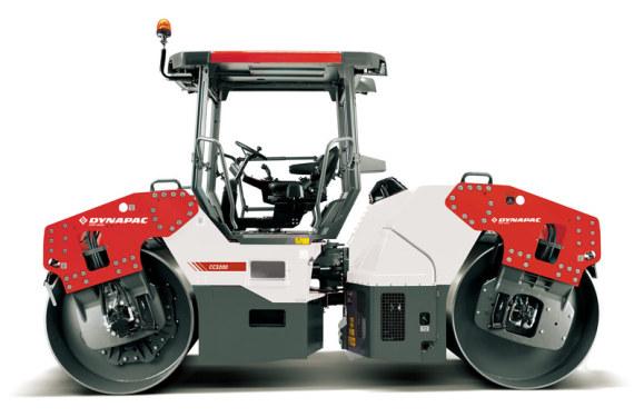 戴纳派克Dynapac CC4200双钢轮压路机