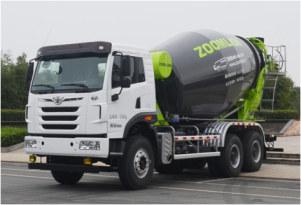 中联重科ZLJ5253GJBJE搅拌运输车