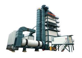 达刚控股HLB2000沥青混合料搅拌设备