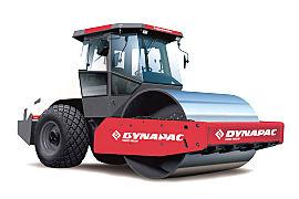 戴纳派克Dynapac CA250D单钢轮压路机