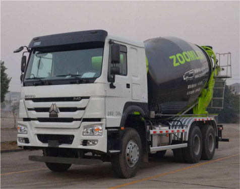 中联重科ZLJ5253GJBHE搅拌运输车