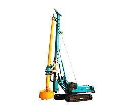 山河智能SWDM360旋挖钻机