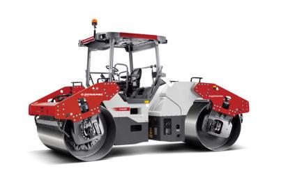 【720°全景展示】戴納派克BCC系列雙鋼輪壓路機