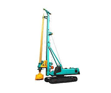 山河智能SWDM600W旋挖钻机