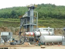 鑫筑XZ1500X型强制式沥青搅拌设备
