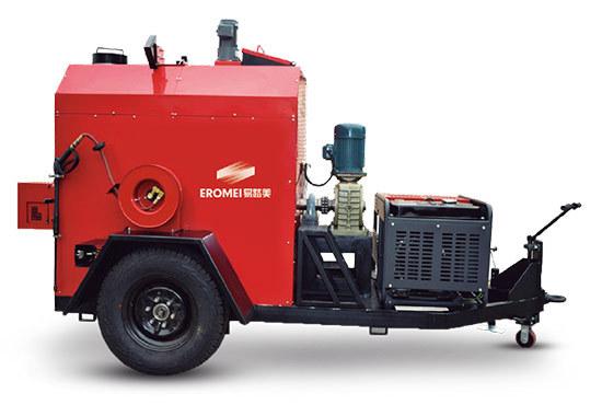 易路美HOTBOX-E600拖挂式热再生养护车(E系列)