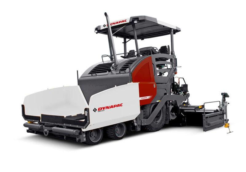 戴纳派克Dynapac F2500W沥青摊铺机