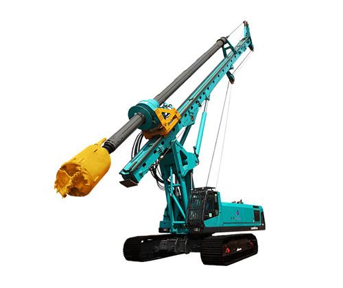 山河智能SWDM360大型多功能旋挖钻机