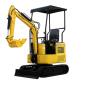 立派PC1830小型挖掘机高清图 - 外观