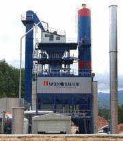 无锡环球QLB-2500型沥青混合料搅拌设备