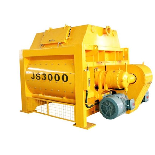 合元建机JS3000混凝土搅拌机