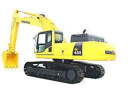小松PC430-8履带式液压挖掘机
