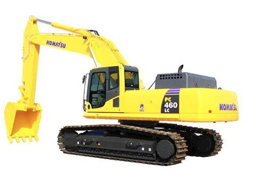 小松PC460LC-8履带式液压挖掘机