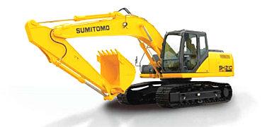 住友SH480HD-5挖掘机