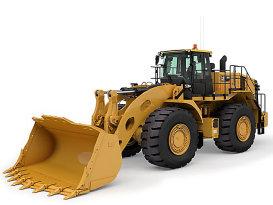 卡特彼勒CAT®986K轮式装载机