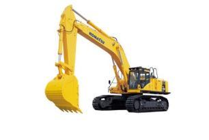 小松PC650LC-8EO(SE)履带式液压挖掘机