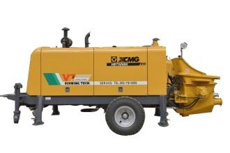 徐工HBT5008K拖泵高清图 - 外观