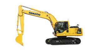 小松PC210-8M0新矿山型液压挖掘机