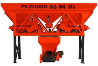 合元建机PLD800配料机高清图 - 外观
