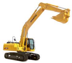 山推挖掘机SE210W挖掘机