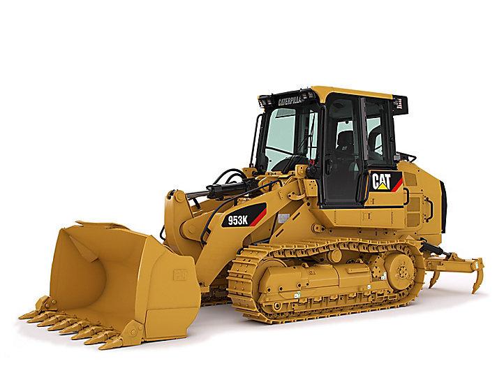 卡特彼勒CAT®953K履带式装载机