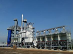 亚龙筑机ZHXB2000H整体式环保沥青混合料搅拌设备高清图 - 外观