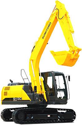 住友S130-6液压挖掘机
