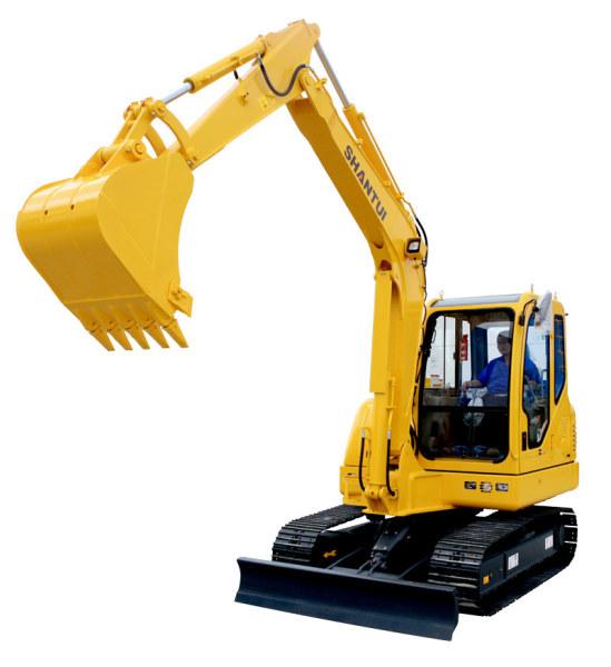 山推SE60-9A(国产化配置版)挖掘机