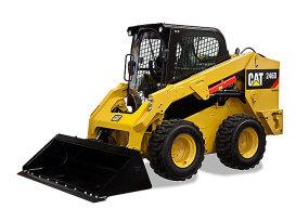 卡特彼勒CAT®246D滑移转向装载机