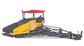 天顺长城SP1860-3多功能沥青摊铺机