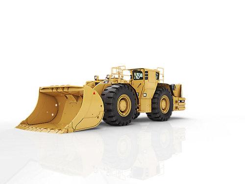 卡特彼勒R3000H井下矿运机高清图 - 外观