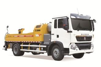徐工HBC10020K车载泵高清图 - 外观