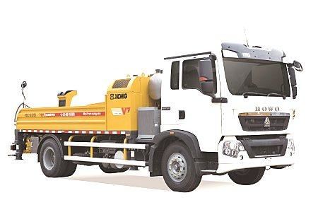 徐工HBC10020K車載泵
