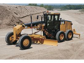 卡特彼勒CAT®120M AWD平地机