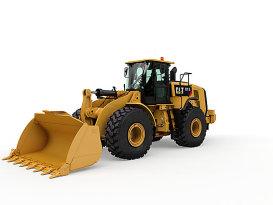 卡特彼勒CAT®972L装载机