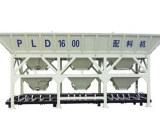 恒豪PLD1600沙子配料机