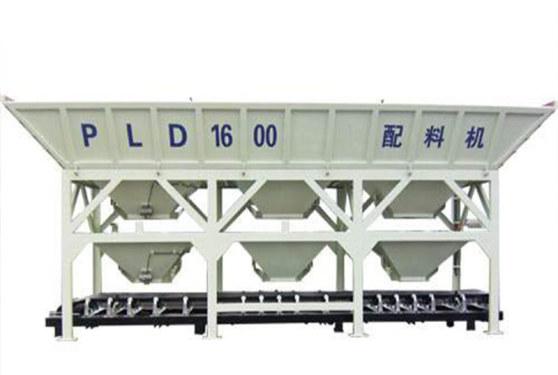 合元建机PLD1600沙子配料机